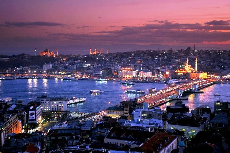 A View Of Fabulous Istanbul